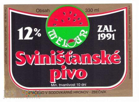 Svinistanske pivo