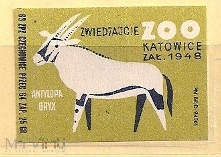 ZOO Katowice.Czechowice