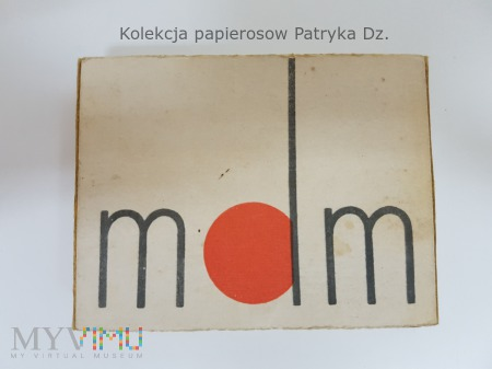 Papierosy MDM 20 szt. cena 6,20