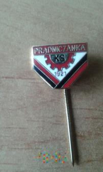 odznaka KS Prądniczanka