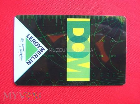 Karta DOM Leroy Merlin