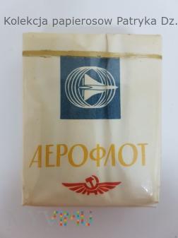 Papierosy SAMOLOT Аерофлот ZSRR