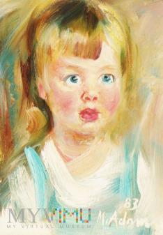 Portret synka Kubusia