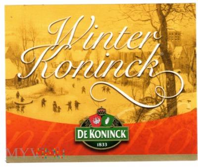 DE KONINCK WINTER KONINCK