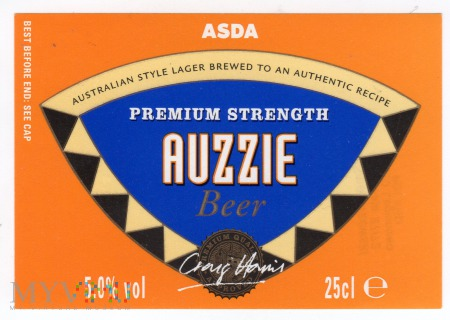 Auzzie Beer