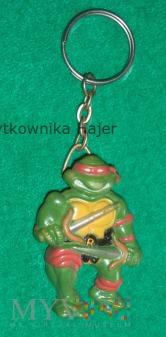 Żółw NinjaLeonardo - brelok