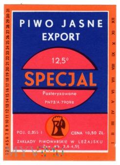 PIWO JASNE EXPORT SPECIAL