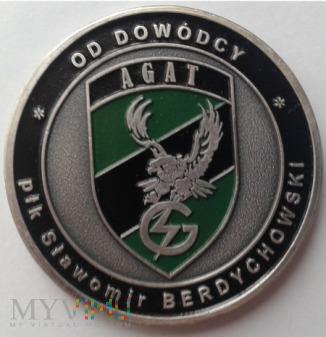 Coin. Płk Berdychowski JW AGAT.