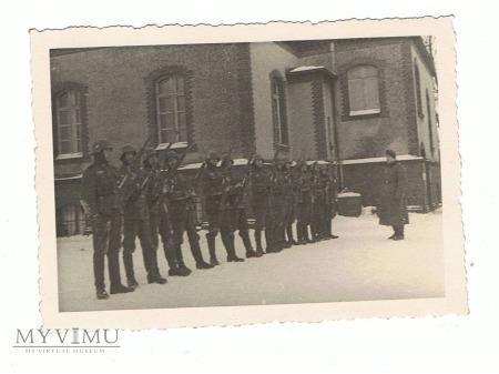Zdjęcie żołnierzy Wehrmachtu wykonane w Krotoszyni