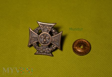 Krzyż harcerski 1975