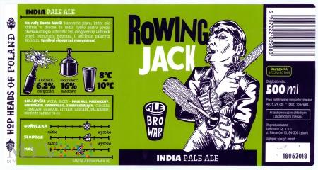 Ale Browar, Rowing Jack