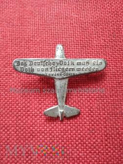 Das deutsche volk muss ein volk von fliegern...