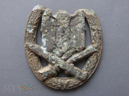 Odznaka szturm ogólny Allgemeines sturmabzeichen