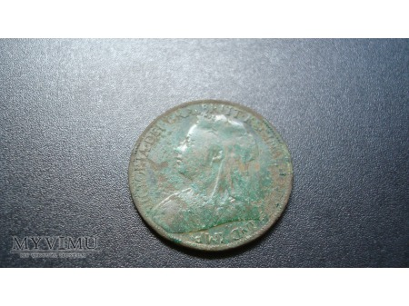 one penny 1900