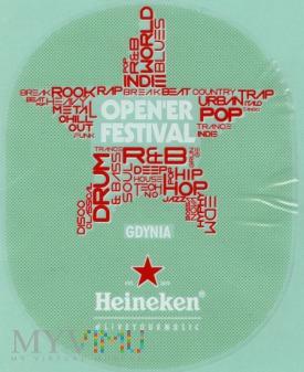 Duże zdjęcie Heineken Gdynia