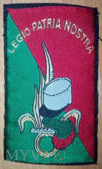 Beretowa naszywka - Legia
