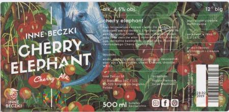 Inne Beczki, Cherry Elephant