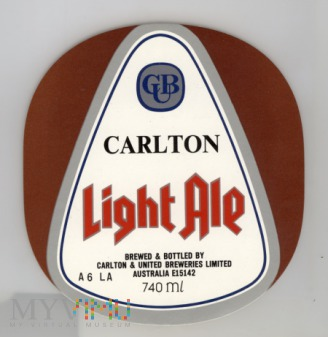 Carlton, Light Ale