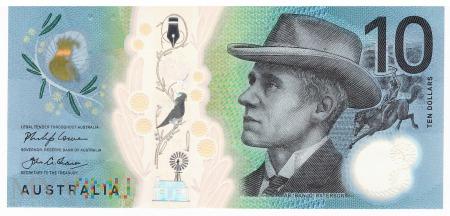 Australia - 10 dolarów (2017)