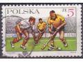 Polish Field Hockey, 50th Anniv.