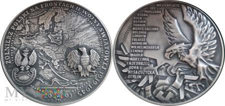 265. Żołnierz Polski Na Frontach II WŚ - Wersja I