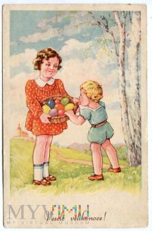 Wesołych Świąt Wielkanocnych - 1939