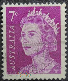 Australia 7c Elżbieta II