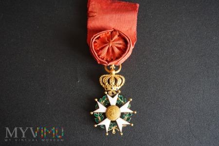 Order Legii Honorowej: Krzyż Oficerski 1814 - 1830