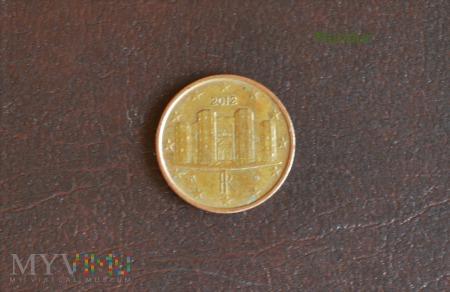 Moneta: 1 euro cent - Włochy