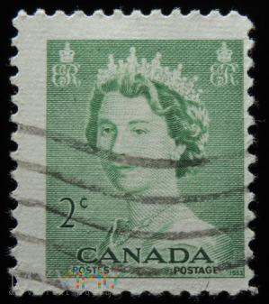 Kanada 2c Elżbieta II