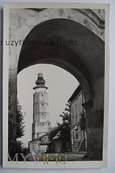 BIECZ - Wieża ratuszowa