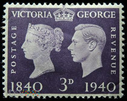 3d Jerzy VI i Victoria