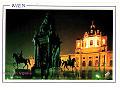 Austria Wiedeń 4 marszałków Marii Teresy nocą