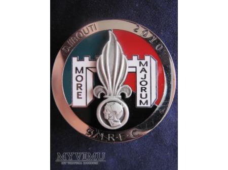 5e escadron du 1er R.E.C.séjour DJIBOUTI 2010