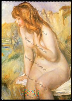 Renoir - Dziewczyna w kąpieli