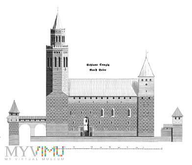 Klasyczne kasztele w pełni rozwinięte – Gdańsk