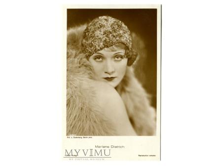 Marlene Dietrich Verlag ROSS 4582/1