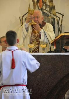 Pamiątki od ŚP Ks. Biskupa Jana Bernarda Szlagi