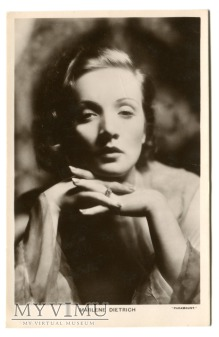 Marlene Dietrich Picturegoer nr 504