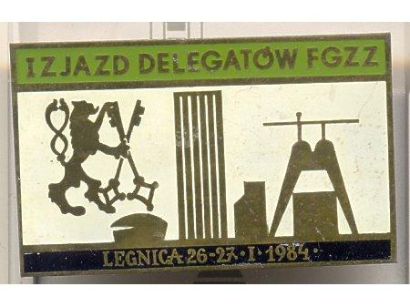Zjazd FZZG legnica