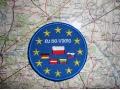 Naszywka - Czad - EU BG I/2010