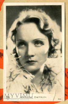 Marlene Dietrich EUROPE nr 2059
