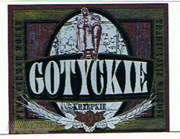 gotyckie krzepkie