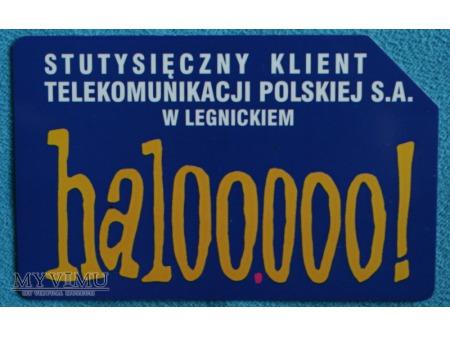 100 000 klient TP w Legnickiem