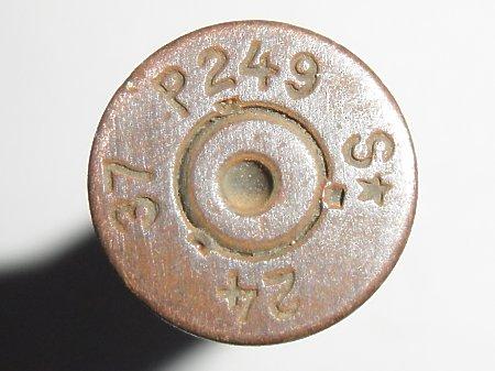 Łuski kod P-249