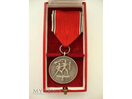 Duże zdjęcie Medal za Okupacje 13.03.1938 r.