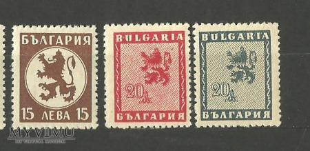 Герб на България III