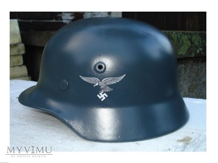 Hełm Niemiecki M40 nr 4 Luftwaffe