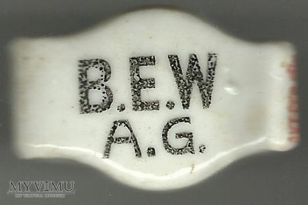 Porcelanka B.E.W. A.G.