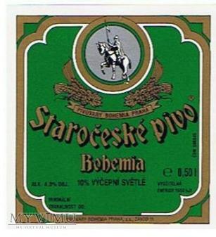staročeské pivo bohemia